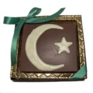 Crescent Moon Eid Chocolate – $20