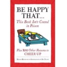 """""""Be Happy That"""" Book – $11.04"""
