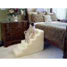 PetStairz 6-step Foam Steps and Beige Sherpa Cover  $150 – $170