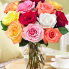 Rainbow Rose Bouquet – $26.98